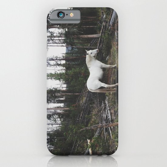 The White Horse iPhone & iPod Case