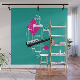 Whip It Wall Mural
