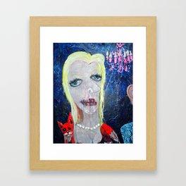 Glitterati Framed Art Print