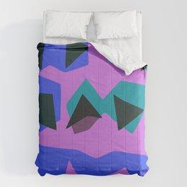 Purple Purple Comforters