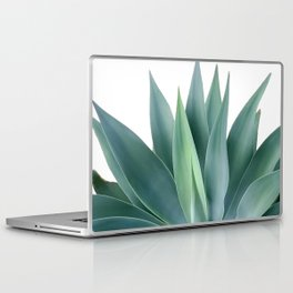 Agave blanco Laptop & iPad Skin