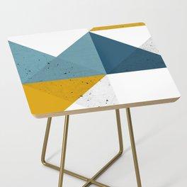 Modern Geometric 19 Side Table
