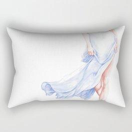 Inflammable Rectangular Pillow