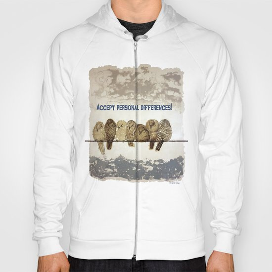 Differences Hoody