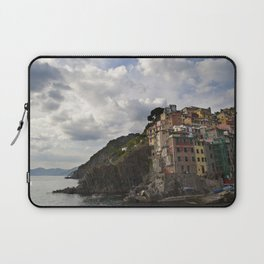 A taste of color and culture in Cinque Terre Laptop Sleeve
