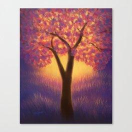 Sanctuary Tree Canvas Print