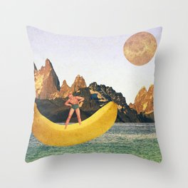 Remember acapulco Throw Pillow