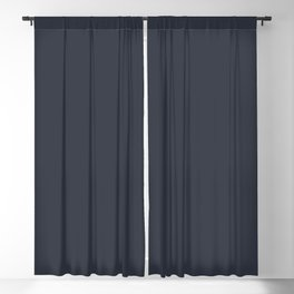 Blueberry Blackout Curtain