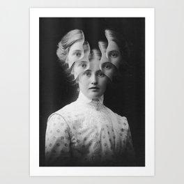 Clairvoyance / Extrasensorial Art Print