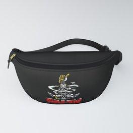 Pirate Skull Fanny Pack