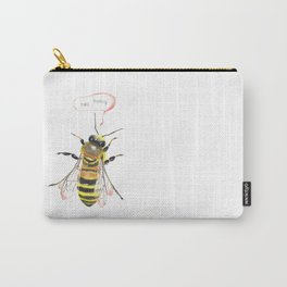 hey honey Carry-All Pouch