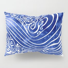Churn The Deep Pillow Sham