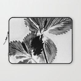 Strawberry Leaves Laptop Sleeve