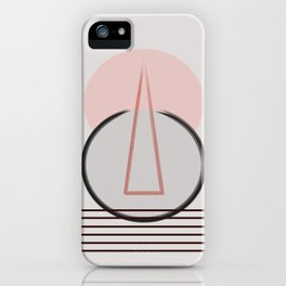 Intrusive Thoughts  #society6 #buyart iPhone Case
