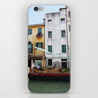 venice iPhone & iPod Skins featuring Venice by Kakel-photography