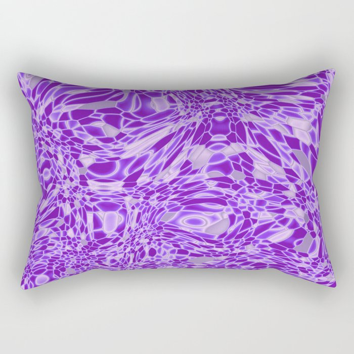 Abstract 380 Rectangular Pillow