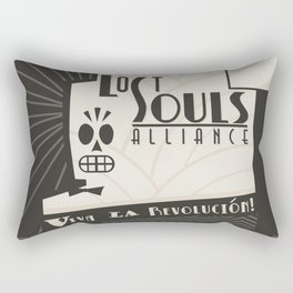 Lost Souls Rectangular Pillow