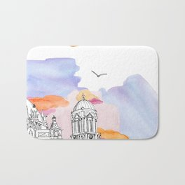 Berlin Cathedral (Berliner Dom) daytime. Bath Mat