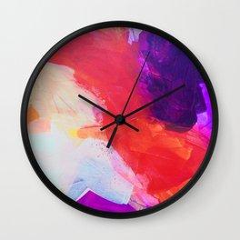 Jammed Wall Clock