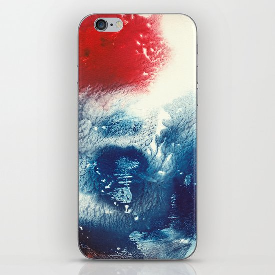Tsunami iPhone & iPod Skin