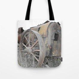 Lincoln #1 Washout Tote Bag
