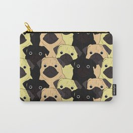 Pugs Pugs Pugs Carry-All Pouch