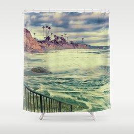Laguna beauty Shower Curtain