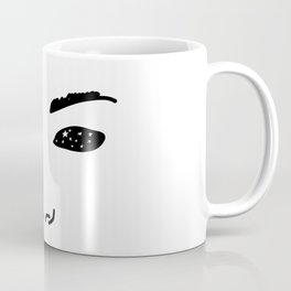 Starry Eyes / Infinite Gaze Coffee Mug