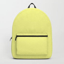 Wizzles 2021 Hottest Designer Shades Collection - Pastel Yellow Backpack
