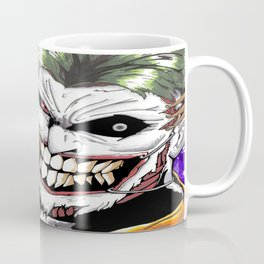 The Man Who Laughs Coffee Mug