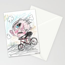 Byxicle Stationery Cards
