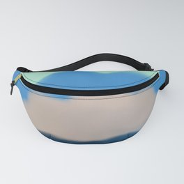 Blue Sky Electric Fanny Pack