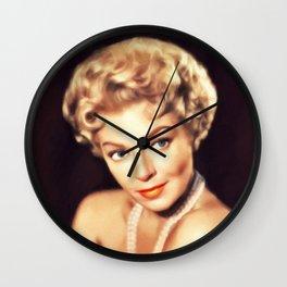 Lana Turner, Vintage Actor Wall Clock
