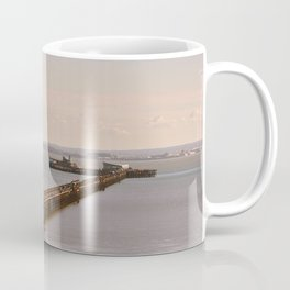Southend on Sea Pier Essex England Coffee Mug