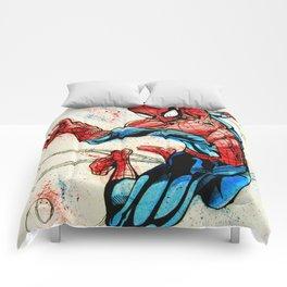 Web-Slinger Spider-Man Comforters