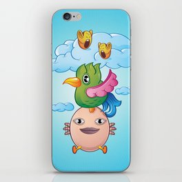 I can fly iPhone Skin