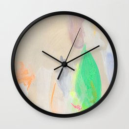 Desert Color Two Wall Clock