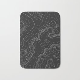 Topography Bath Mat