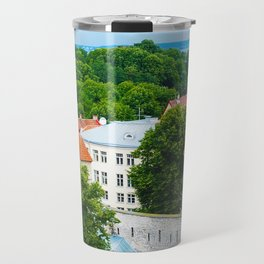 Kiek in de Kok Towers - Tellinn Estonia Travel Mug