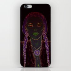 Lady of the North iPhone & iPod Skin