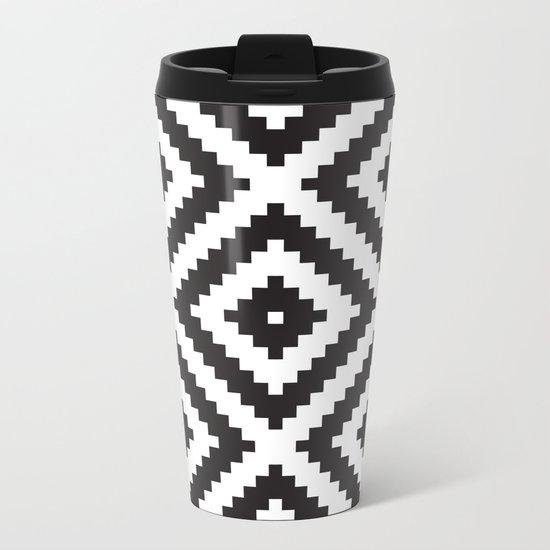IKEA LAPPLJUNG RUTA Rug Pattern Metal Travel Mug