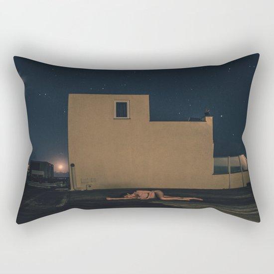 Esperaré a que vuelvas Rectangular Pillow