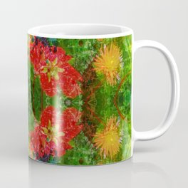Floral Frenzy Coffee Mug
