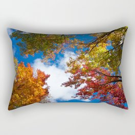 In the Land of Giants Rectangular Pillow