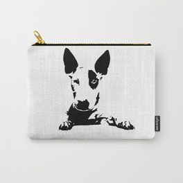 BULL TERRIER GIFTS Carry-All Pouch