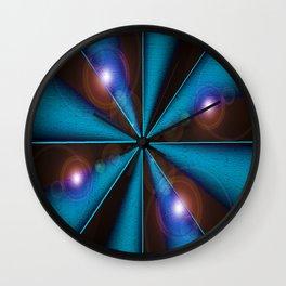 Galaxy bound once again.... Wall Clock