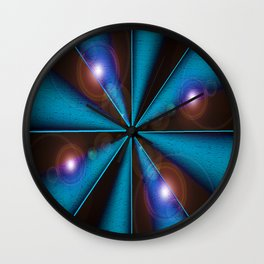 Galaxy bound once again.... Wall Clock