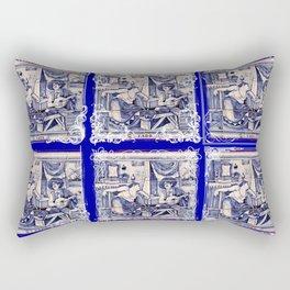 Fado folk music, Portugal Rectangular Pillow