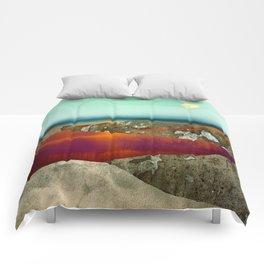Desert Moon Comforters