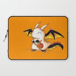 Trick or Treat Dragon Laptop Sleeve
